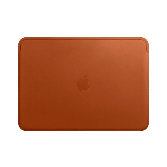 Leather Sleeve for 13-inch MacBook Air and MacBook